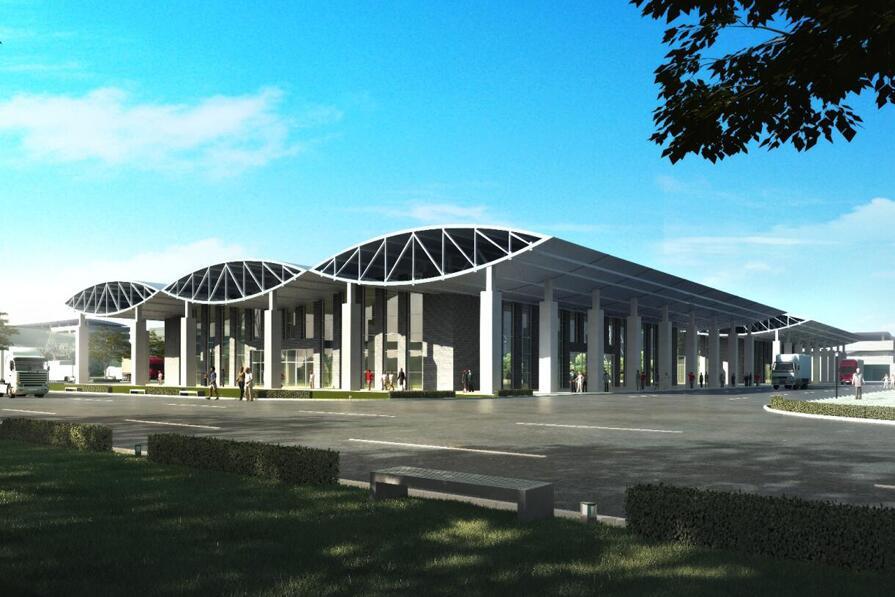 辽宁双塔现代农业园区总体规划及修建性详细规划