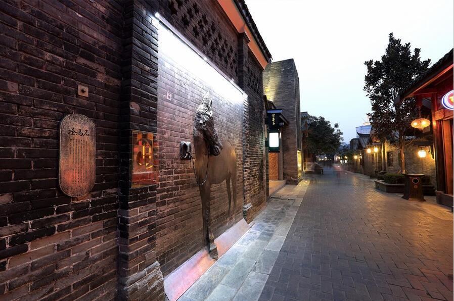 成都宽窄巷子业态策划及景观设计方案