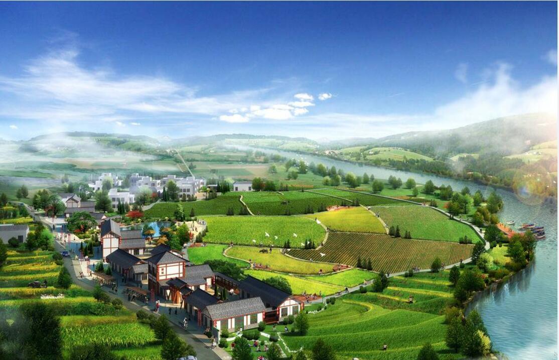 乡村振兴专题(三)   开拓农业体系发展新格局,推动